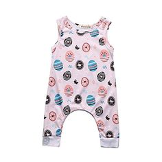 ViWorld Baby Boy Girl Bobysuit Romper Outfits Spring Summer Tee (White A, 100(12-18 Months))
