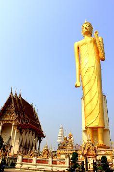 Wat Burapha Phiram, Roi Et, Thailand