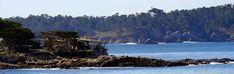 "[building] One of Frank Lloyd Wright's masterpiece designs; ""Walker House"" in Carmel California."