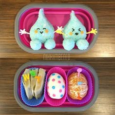 For more of Nikki's adorable food art follow her on Instagram. | This Bento Box Lunch Art Will Give You Major Food Envy