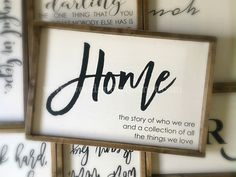 Home - the story of who we are