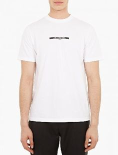 OAMC White Printed Cotton T-Shirt The OAMC Printed Cotton T-Shirt for SS16, seen here in white. - - This t-shirt from OAMC is crafted in from premium cotton and cut to offer a relaxed fit. It features a distinctive moon and numeral pr http://www.MightGet.com/january-2017-13/oamc-white-printed-cotton-t-shirt.asp