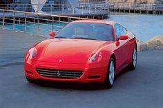 Novitec Rosso Ferrari Scaglietti cars modified wallpaper