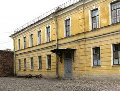 Bâtiment de la Direction des Archives de Guerre - Saint Petersbourg - Construit en 1897 par F.Y. Kamenev.