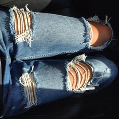 Jeans, jeans, jeans..