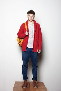 Colorblocking: menswear edition
