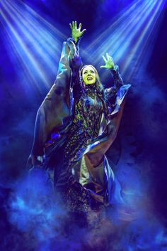 First Look as Rachel Tucker Returns from Broadway to Lead 10th ANNIVERSARY WEST END Cast of WICKED