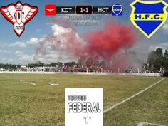 Torneo Federal C 2017 Zona Pampeana Sur Grupo 9 3º Fecha: Atletico KDT (Pehuajo) 1-1 Huracan (Carlos Tejedor)