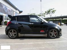 Suzuki Swift Tuning, Suzuki Swift Sport, Suzuki Cars, Modified Cars, Cars And Motorcycles, Dream Cars, Automobile, Vehicles, Exercises