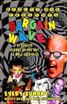 September 9 - Do312 & Beauty Bar Present: Bargain Wave