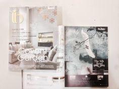 Thanks to Modern Home and Interior Beauté HONG KONG Magazine to the nice Tres Tintas Barcelona advertising. @trestintasbcn