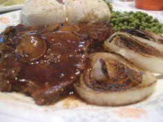 Marie est dans son assiette!: Roasted Beef (rosbif) à la mode de ma mère
