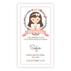 Sofía Flores First Holy Communion, Diy Cards, Lily, Teddy Bear, Clip Art, Party, Taps, Confirmation, Weddings