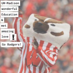 Got a wonderful Wisconsin love story? Share it with Words On, Wisconsin. #SharetheW