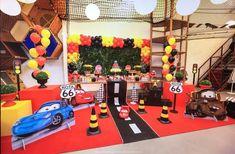 Decoração Carros Disney By Detalhe Nobre – Inspire sua Festa ®