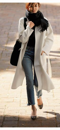 This is our daily fashion women Look Fashion, Daily Fashion, Korean Fashion, Winter Fashion, 70s Fashion, Mode Outfits, Casual Outfits, Fashion Outfits, Womens Fashion