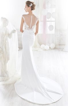 Nicole 2018 Bridal Collection NIAB18021