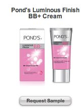 Pond's BB+ Cream Sample