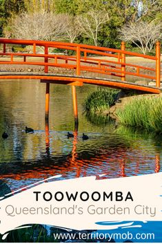 Toowoomba has long been known as Queenslands Garden City. Toowoomba is the perfect country town to relax and enjoy a journey back in time. Australia Tourism, Airlie Beach, Water Activities, Western Australia, South Australia, Visit Australia, Picnic Area, Great Barrier Reef, Tasmania