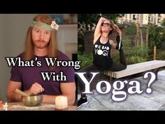 What's Wrong With Yoga (Funny Video)