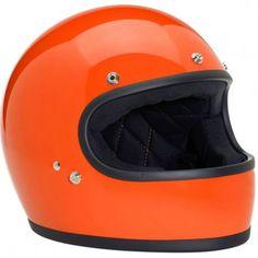 Biltwell Gringo Gloss Hazard Orange