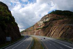 This impressive rock cut is a Maryland gem.