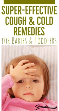 It's rough when your little ones get sick-especially for the first time! On top of that, some cold medicines can be dangerous to give young children! These natural cough remedies for kids toddlers and cold remedies for babies will ease their coughs, helps them sleep and get them back to their happy, energetic selves in no time! #coughremediesforkidstoddlers #coldremediesforbabies #coughremediesforbabies #coldremediesfortoddlers #sickbaby #naturalremediesfortoddlercold…