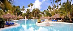 Melia Caribe   Punta Cana, Republique Dominicaine  Complexe familiale par excellence, les grands s'y amuseront autant que les tous petits.