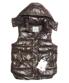 Find Boutique Doudoune Moncler Gilet Homme Lovers Of Sleeveless Single  Breasted Café Mariepesenti For Sale online or in Jordanremise. 31f8da358ef
