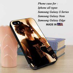 iPhone SE Case | 5SOS Delicious Guitar Collage Art | Samsung S7 Case #5sos Samsungiphonecase.com #yn