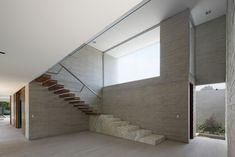 Marble Block stairs!!! | Gallery - La Planicie House II / Oscar Gonzalez Moix - 35