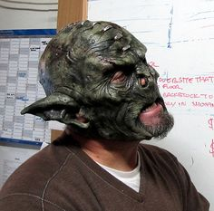 Big Eared Orc Mask | Flickr - Photo Sharing!