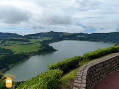 Visit São Miguel island and discover one of the most beautiful places in Portugal. If you're a nature lover and enjoy amazing landscapes visit the Azores! Places In Portugal, Atlantic Ocean, Trekking, Trip Planning, Beautiful Places, Places To Visit, River, Island, Landscape