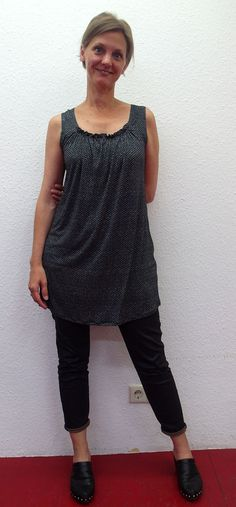 Schnittmuster/Pattern Kleid Thesy