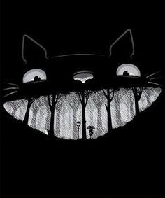 T-shirt Totoro, studio Ghibli Studio Ghibli Art, Studio Ghibli Movies, Hayao Miyazaki, Film Anime, Anime Art, Howl's Moving Castle, Anime Kunst, My Neighbor Totoro, Animation