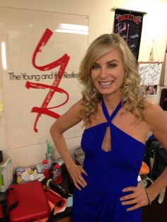 The Young and the Restless Photos: She's Back! on CBS.com
