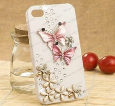 Handmade Charms iphone 4s case iphone 5 cases iphone by dnnayding, $21.99