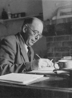 C. S. Lewis is high on my list of the ten world's best authors/thinkers.