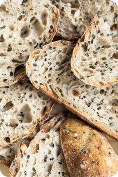 Banana Recipes, Bread Recipes, Gluten Free Sourdough Bread, Food Crush, Daily Bread, Bread Baking, Bakery, Food And Drink, Vegetarian