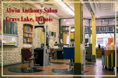 choosing a stylist: find the #EdgeYouDeserve. Alwin Anthony Salon has it! #Comegetsome.