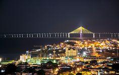 Ponte Rio Negro - Manaus, Amazonas (by Sonya Gencheva). Bela vista da minha cidade natal.