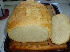 Jénaiban sült gyors kovászos kenyér Boros Vali módra 1 Ciabatta, Bread, Facebook, Corona, Brot, Baking, Breads, Buns