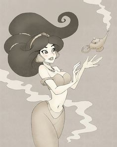 Just a blog to share pretty fanarts of inspirational princesses // Semi - Hiatus