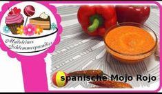 Mojo-Rojo Chili Dip - Rezept von Madeleines Schlemmerparadies Chili Dip, Dips, Pudding, Pesto, Desserts, Youtube, Madeleine, Dip Recipes, Strawberry Slush