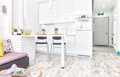 Interior design by Anders Designe Ewa Krawczyk. #whitekitchen