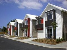 2 story terraced townhouses nz - Google Search Style At Home, Townhouse, Terrace, Mansions, Quebec, House Styles, Outdoor Decor, Google Search, Home Decor