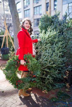 Kate Spade Red Coat