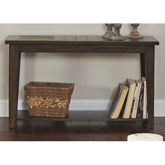 Found it at Wayfair - Leadville North Console Table