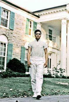 Elvis at Graceland