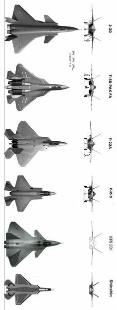 Chinese Stealth Tech- many think China borrowed fighter technology. I also think it would be foolish not to use proven ideas. Plus if your designs can be taken the only main advantages are strategy and training. This where the majors have the edge. Military Jets, Military Weapons, Military Aircraft, Air Fighter, Fighter Jets, Air Space, Aircraft Design, Fighter Aircraft, Stealth Aircraft